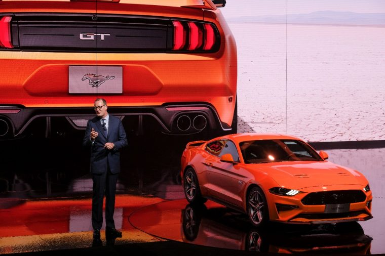 Ford Mustang Go Further China