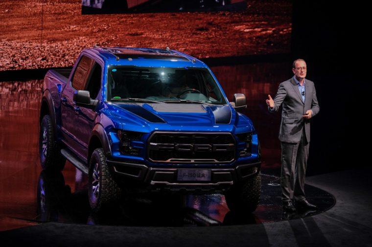 Ford F-150 Raptor Becomes China's Top-Selling Performance Truck in July