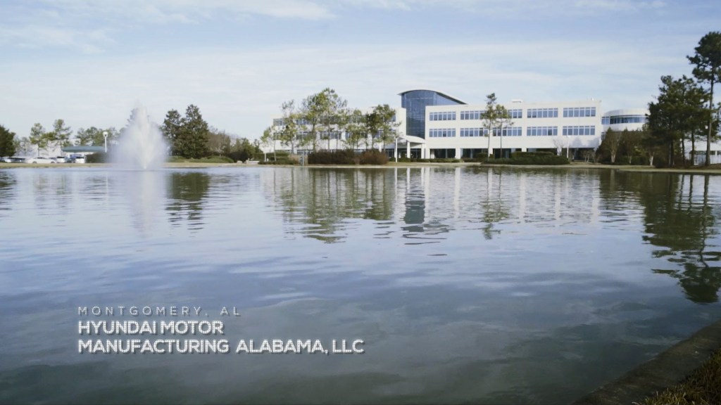 How Hyundaiu0027s Alabama Plant Is Making Local Communities More American   The  News Wheel
