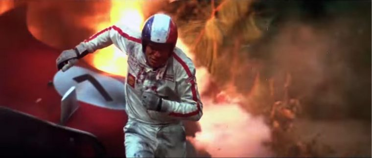 Le Mans movie review Steve McQueen film retrospective revisit 1971 race cars explosion