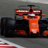McLaren Honda at Bahrain Testing