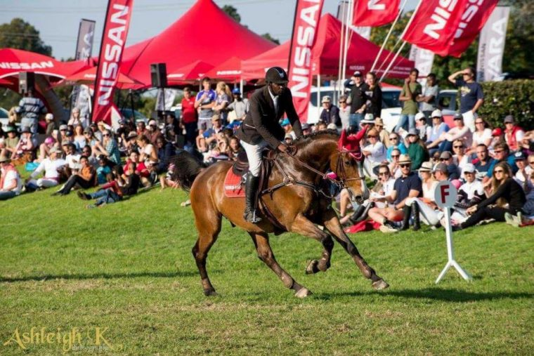 Nissan Showjumping South Africa