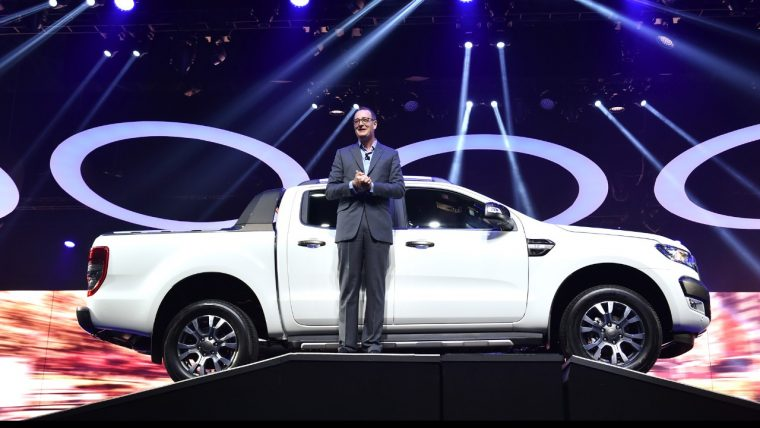 Ford Ranger Peter Fleet Go Further China