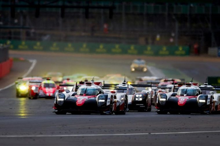 Toyota at the 6 Hours of Silverstone