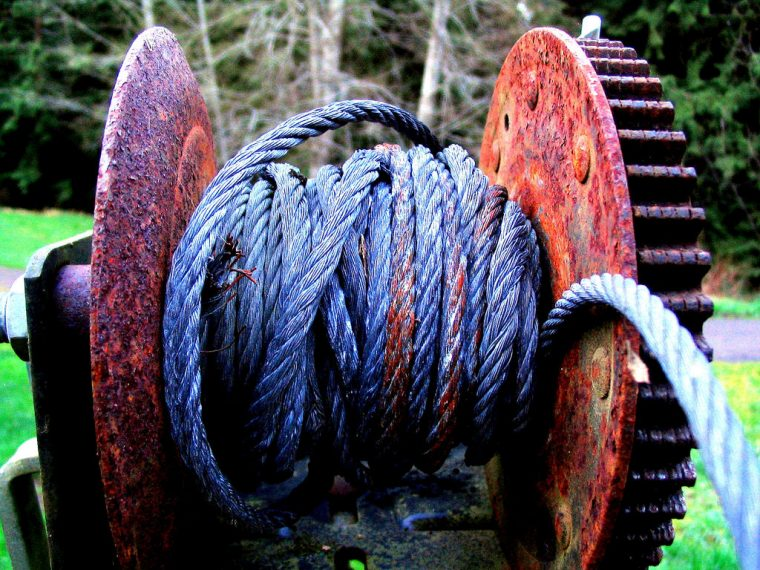 types of winches