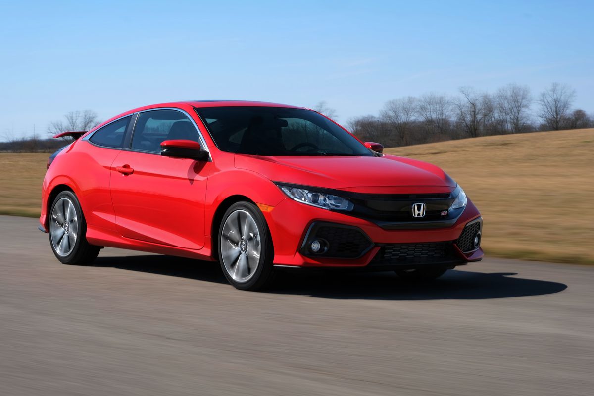 2017 honda civic si sedan and coupe on sale today for 23 900. Black Bedroom Furniture Sets. Home Design Ideas