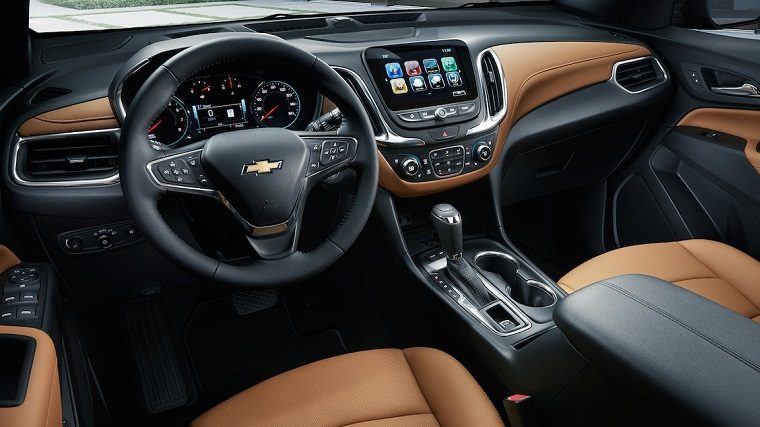 wardsauto places 2018 chevy equinox on 2018 10 best interiors list the news wheel. Black Bedroom Furniture Sets. Home Design Ideas