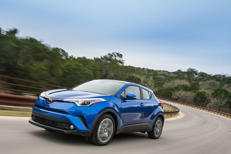 Toyota Sales Up A Little In April Suv Sales Up A Lot The News Wheel