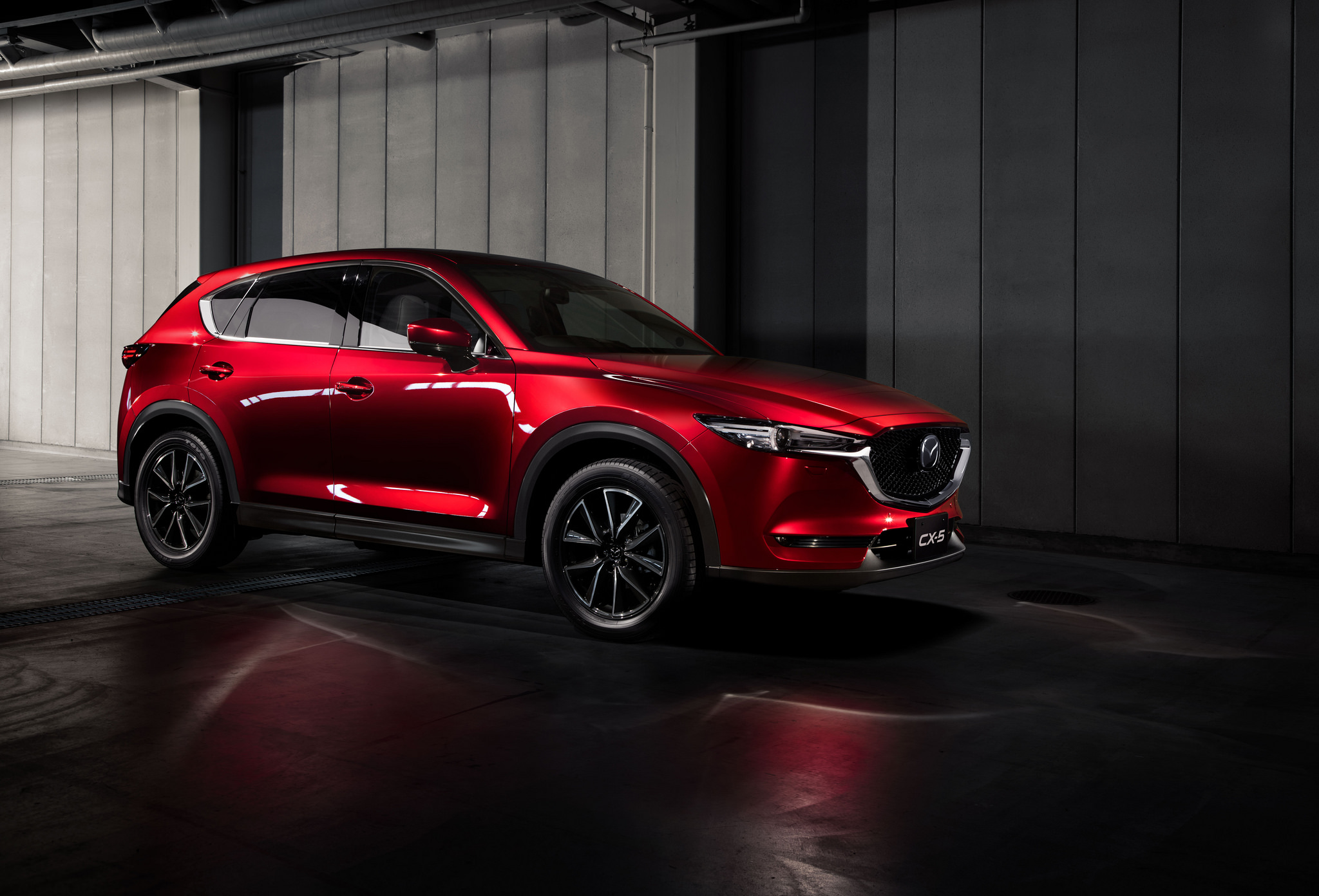 2017 Mazda CX 5 Overview The News Wheel