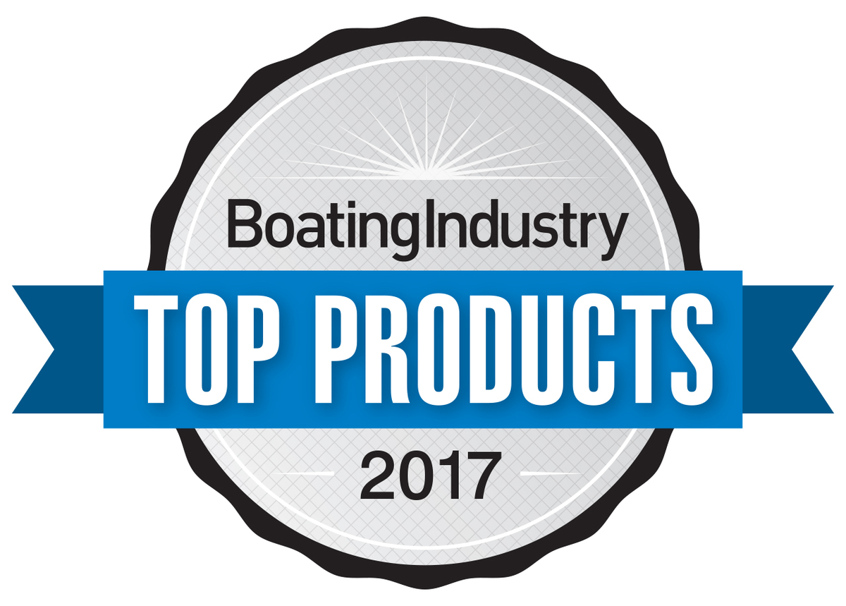 Honda bf6 outboard motor receives boating industry award for Motor boat awards 2017
