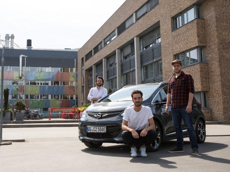 Opel Ampera-e #AMPventure
