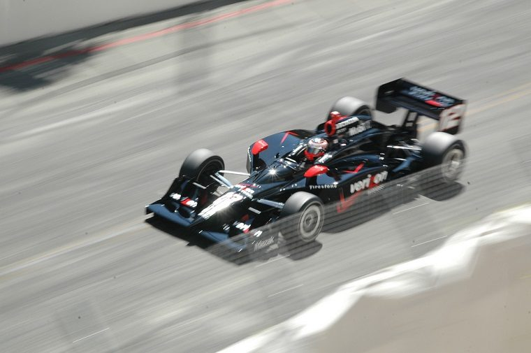 Will Power @ 2009 Grand Prix of Long Beach