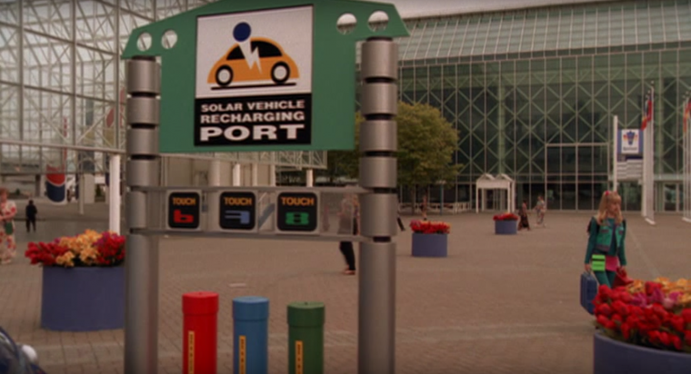 Zenon VW Volkswagen Beetle Solar Recharging Port