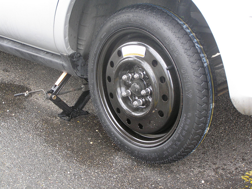 Why Is a Car s Spare Tire Smaller than a Normal Tire