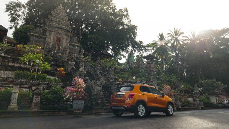 Chevrolet Trax Bali