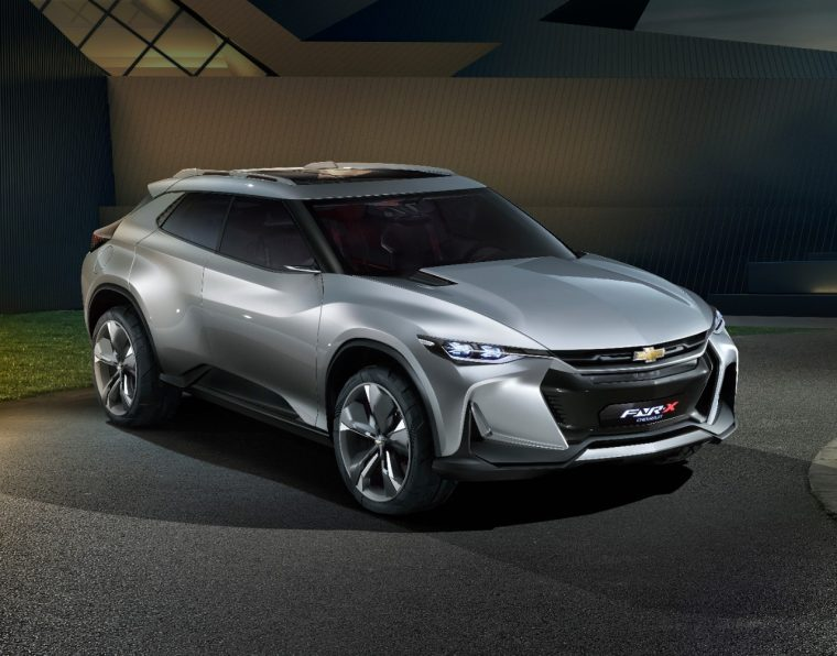 Chevy Fnr X Sports Concept Debuts At Auto Shanghai 2017 The News Wheel