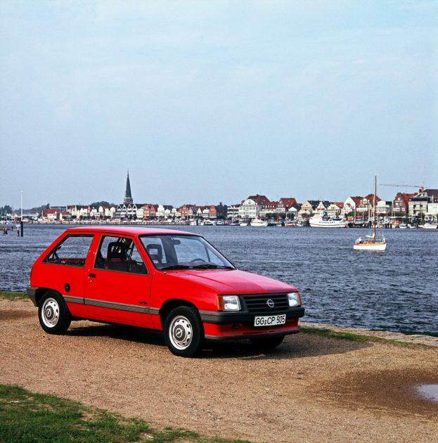 first-gen Opel Corsa A