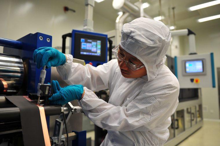 GM China Science Lab