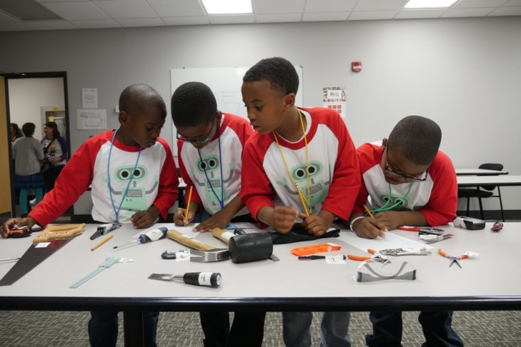 Nissan hosts Mississippi's largest STEM/robotics competition at Canton plant