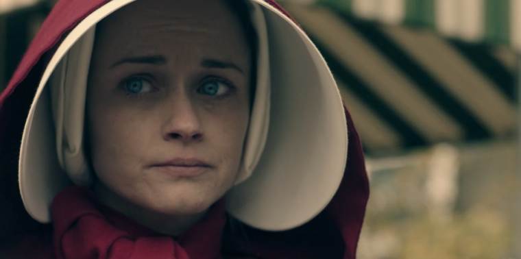 abuse of power in the handmaids Struggling with themes such as power in geoffrey chaucer's the canterbury tales: the wife of bath's tale we've got the quick and easy lowdown on it here.