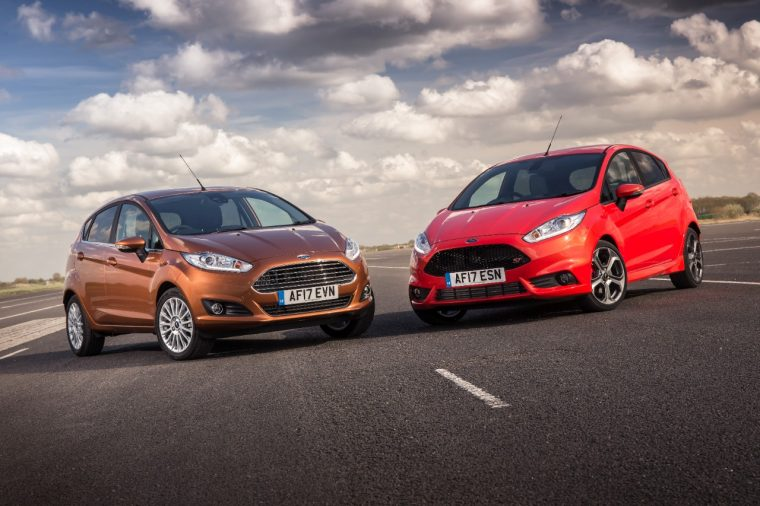 Ford Fiesta and Fiesta ST