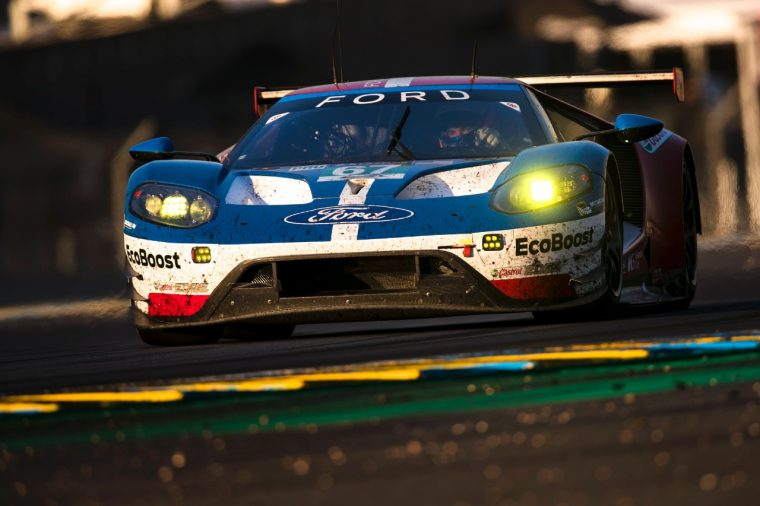 No. 67 Ford Chip Ganassi Racing Ford GT finishes second at Le Mans