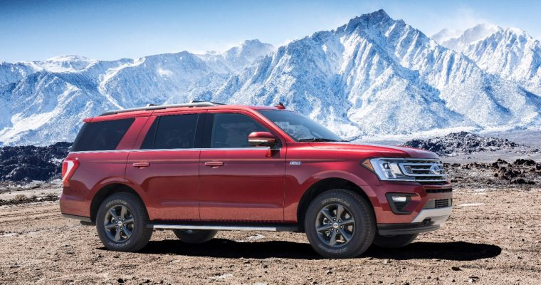 2018 Ford Expedition FX4 Off-Road Package