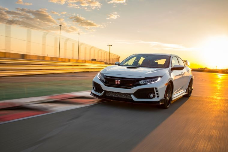 The 2017 Honda Civic Type R goes on sale today for $33,900