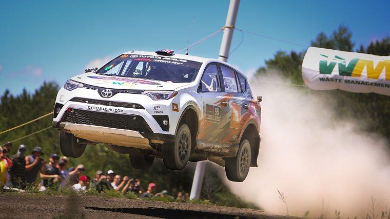 2017 Rally RAV4 at STPR