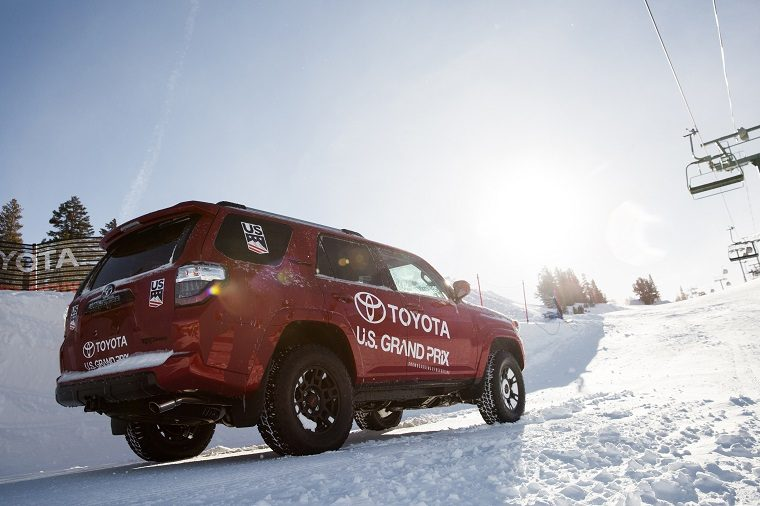 2017 USSA Grand Prix Toyota Vehicle