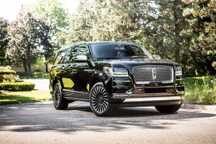 2018 Lincoln Black Label Navigator L Destination (4)