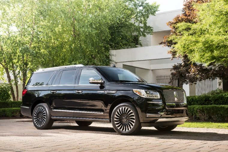 Lincoln Navigator sales double in August