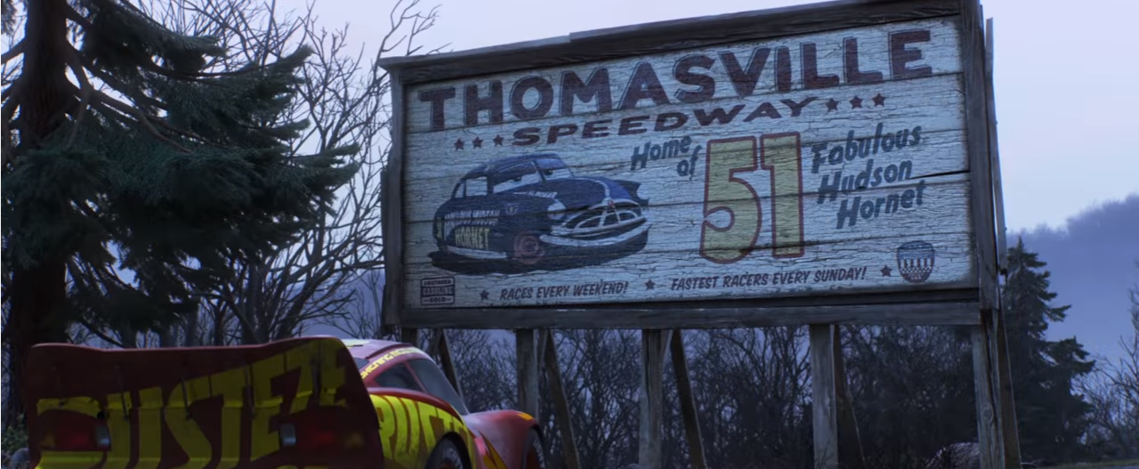 Final Quot Cars 3 Quot Trailer Provides Feels On Wheels Video