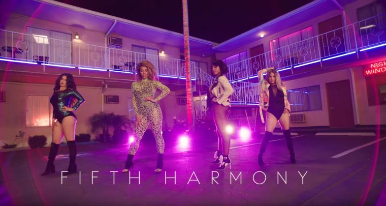 Fifth Harmony Dodge Durango Citadel Down Music Video