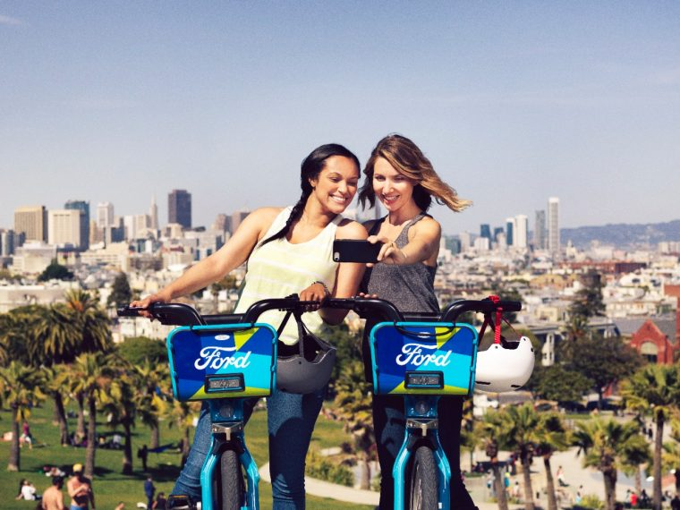 Ford GoBike San Francisco