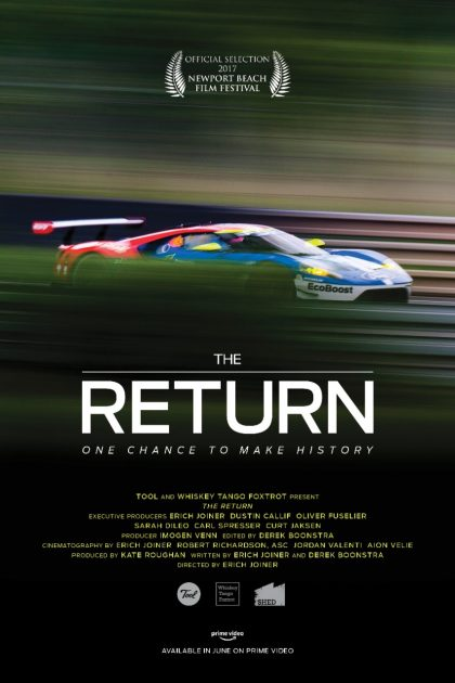 Ford GT The Return Amazon Prime Video