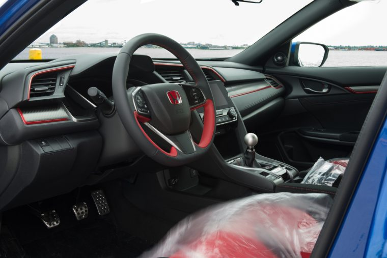 First Honda Civic Type R (VIN 01) to be Auctioned Ahead of Arrival at U.S. Dealerships