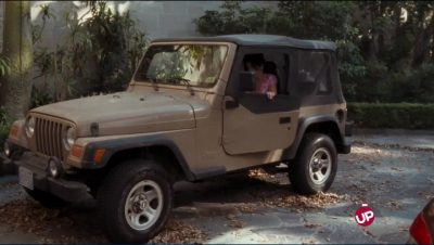 Gilmore Girls Jeep