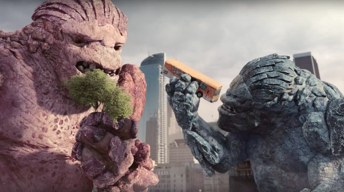 2017 Honda Odyssey >> I'm Digging this New Kaiju Commercial for the 2018 Honda Odyssey - The News Wheel