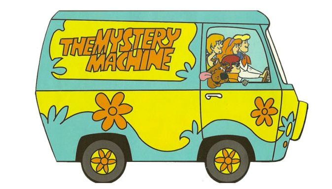 Mystery Machine | The News Wheel