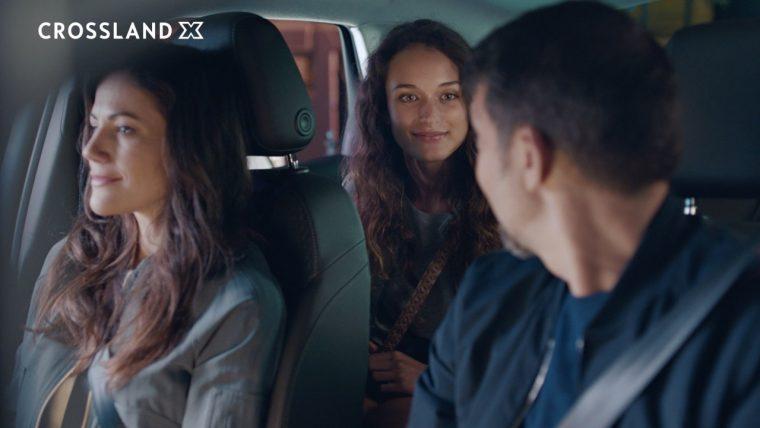 Opel Crossland X ad