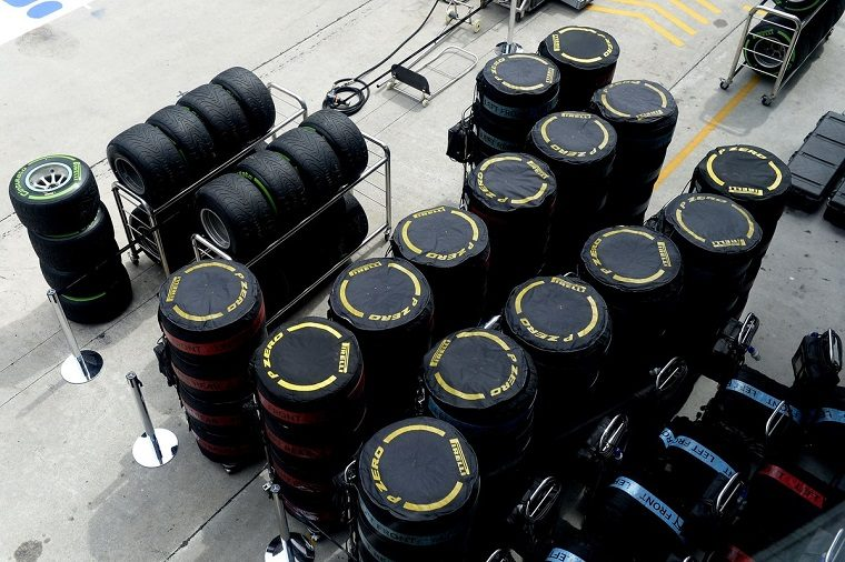 Pirelli Tires for the 2017 Malaysia GP