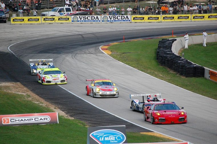 Road America biggest racetrack course in United States size stats