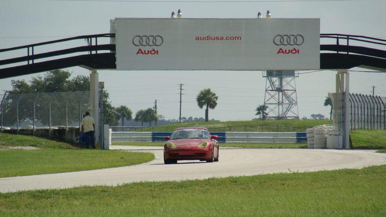 Sebring International Raceway Florida road track course biggest in America