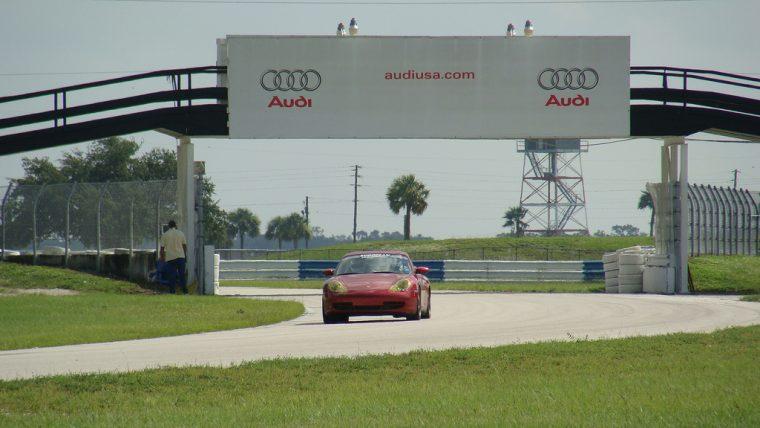 Sebring International Raceway Florida road track course biggest in America