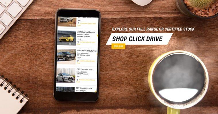 Shop Click Drive