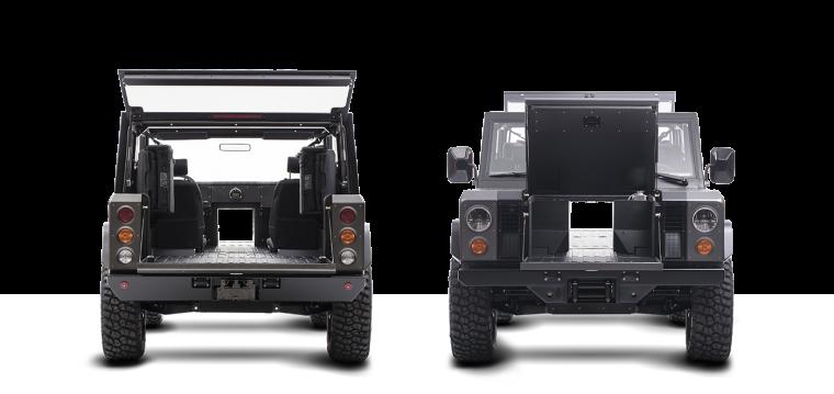 Bollinger B1 Sport Utility Truck