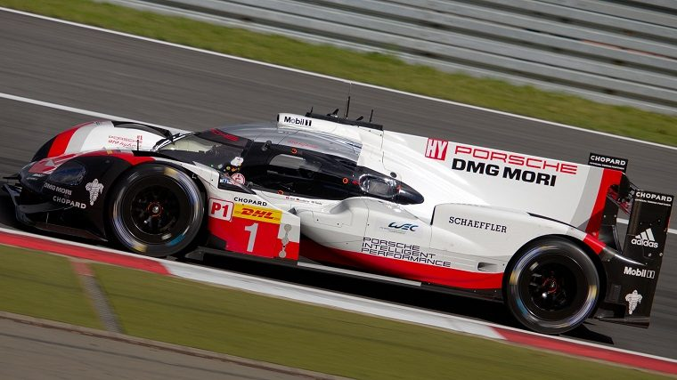 #1 Porsche 919 Hybrid at 6 Hours of Nurburgring