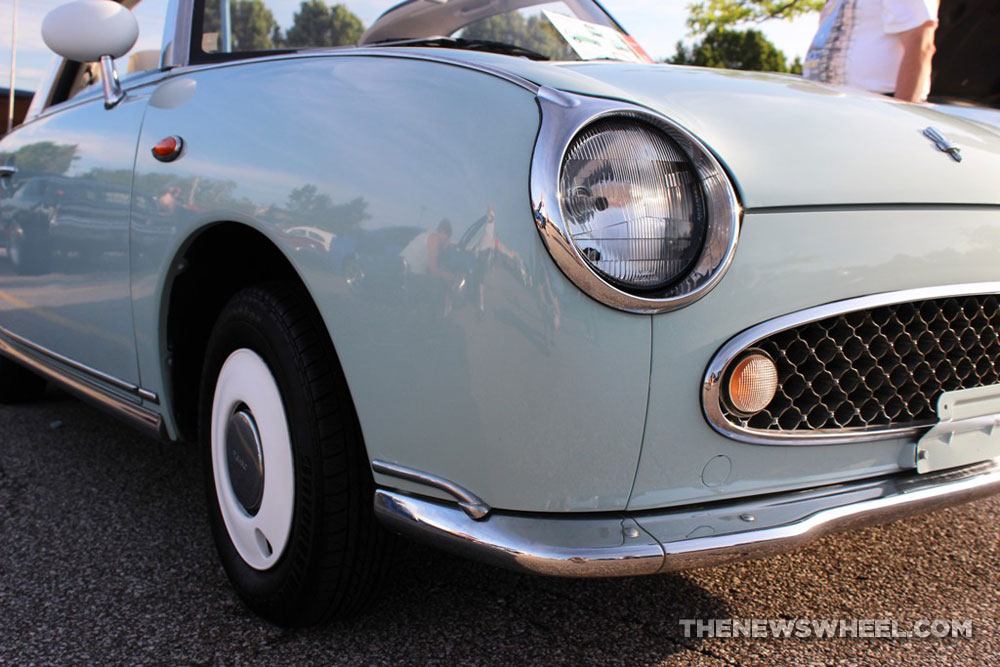 Before Retro Was in Fashion: An Exaltation of the 1991 Nissan Figaro ...