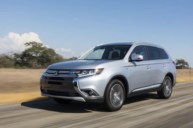 Mitsubishi Outlander Rises Through June Sales Slump The News Wheel